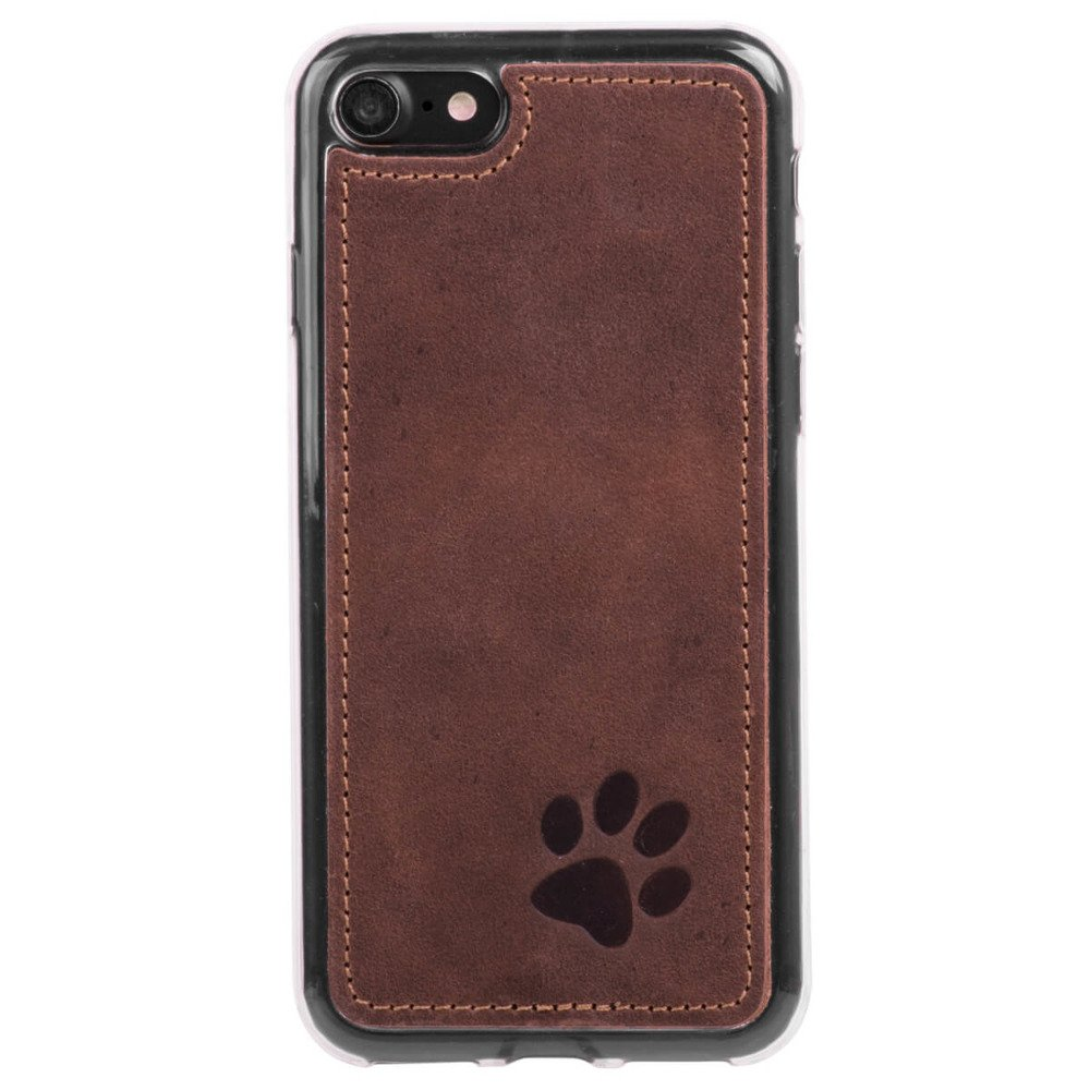 Back case - Nubuck Nut brown - Paw