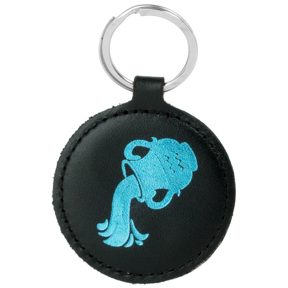 Keychain - Costa Black - Turquoise Aquarius