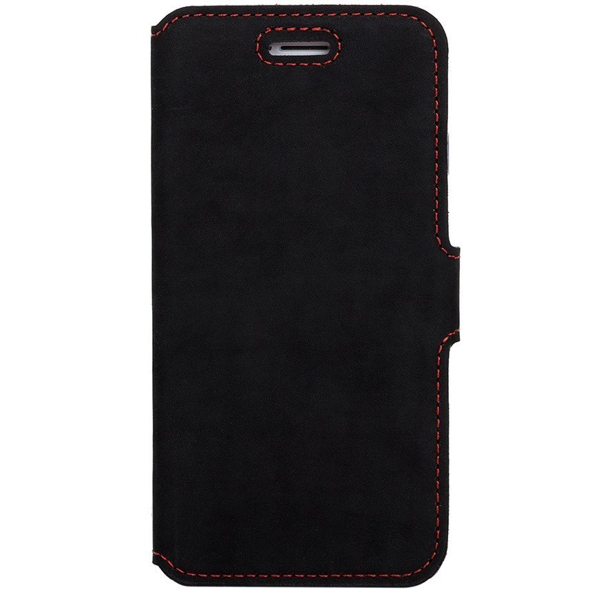 Slim cover - Nubuk Black F1