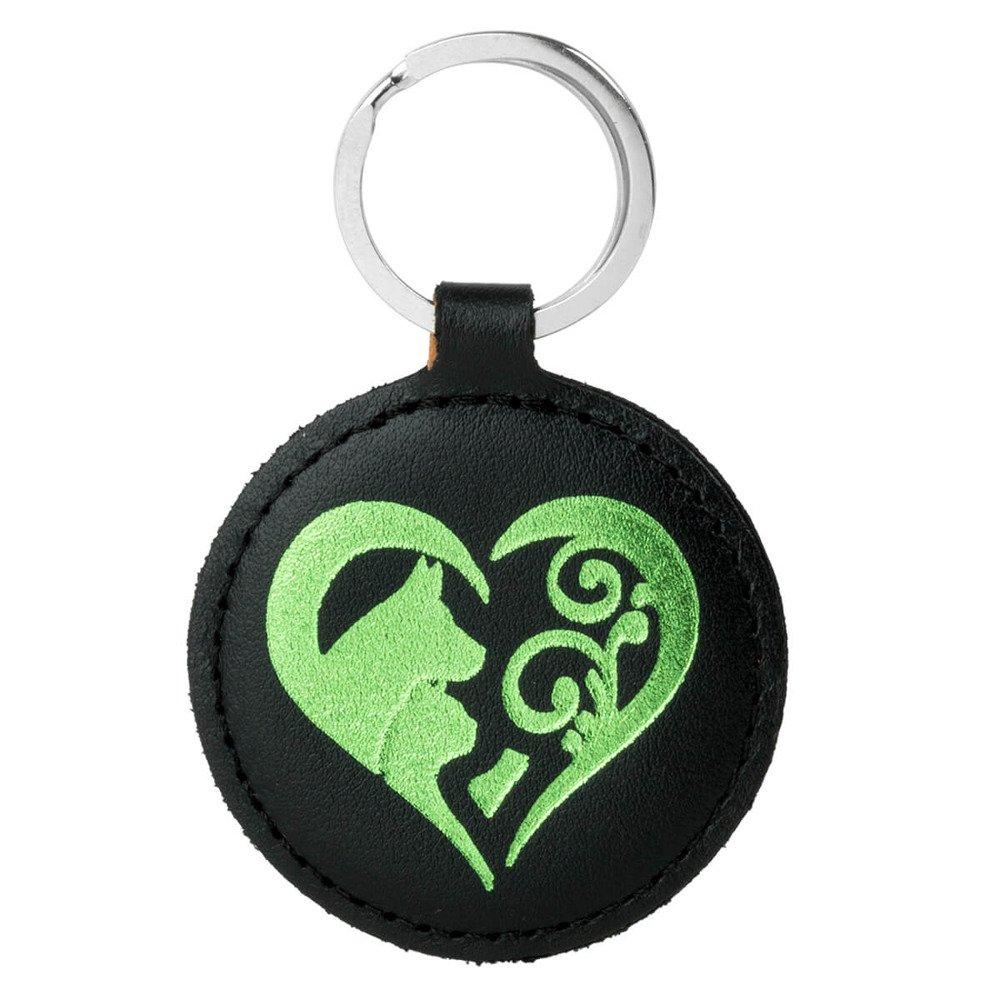 Smart magnet RFID - Costa Black - Animal Love Green