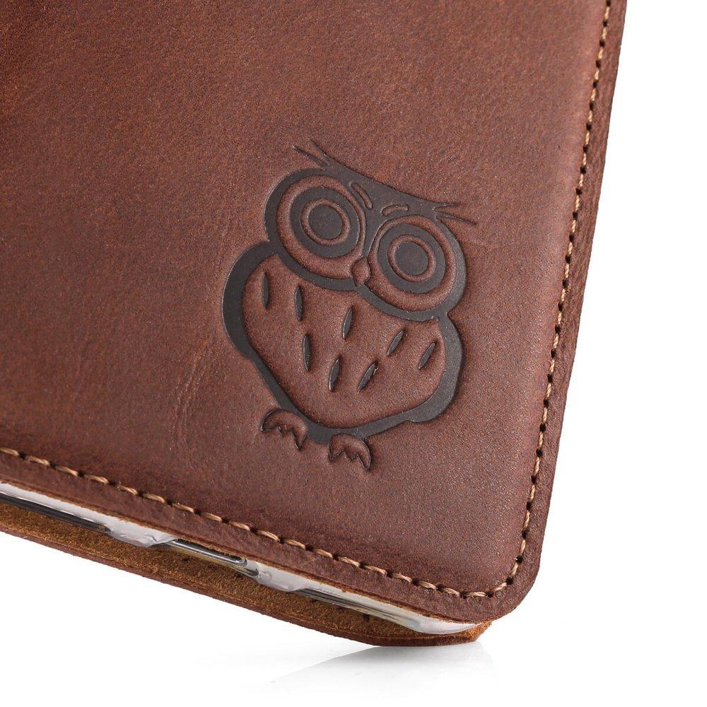Smart magnet RFID - Nut Brown - Owl