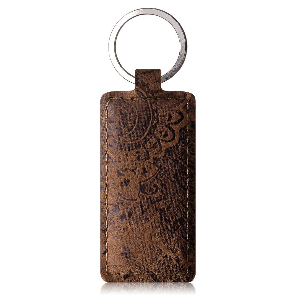 Smart magnet RFID - Ornament Brown