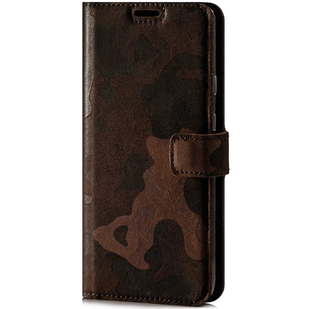 Wallet case - Military Camouflage Nut