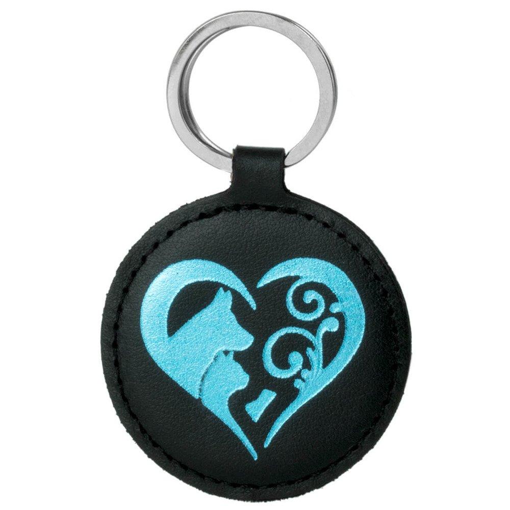 Smart magnet RFID - Costa Czarna - Animal Love Turkusowy